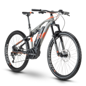 Bachers E-Bike Fully Raymon FullRay E-Seven