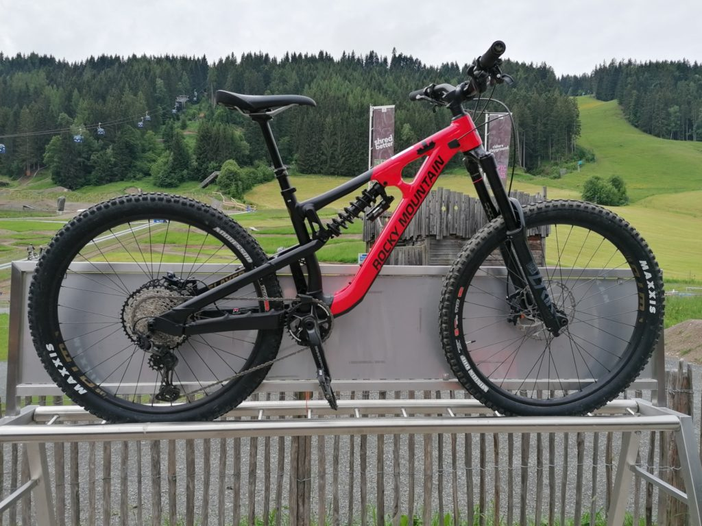 Enduro Rocky Mountain Slayer